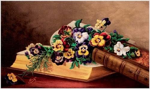 Elizabeth H. Remington. Flowers of Memory