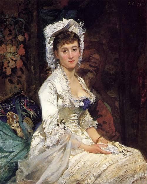 Eva Gonzalez, 1879