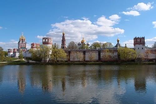 Gorgeous Novodevichy Convent