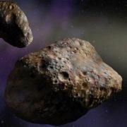 Gorgeous asteroids