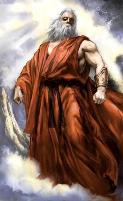 Greek God Uranus