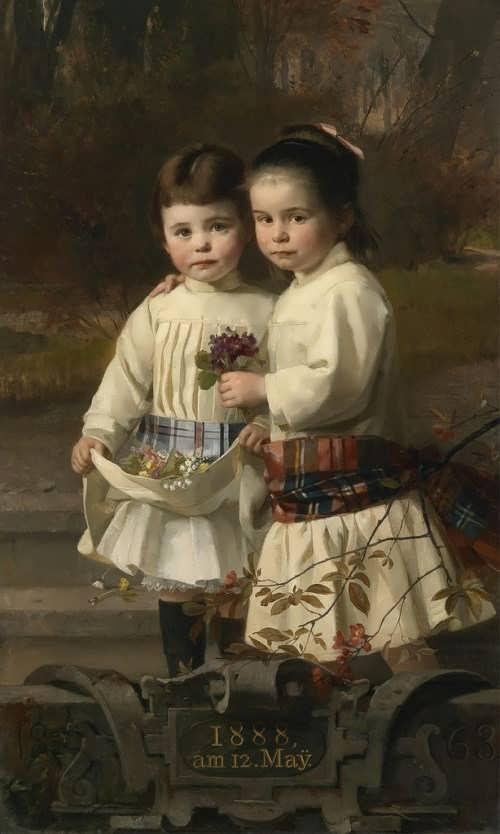 Gustav Igler, 1888
