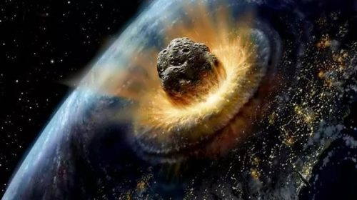 Huge asteroid will hit the Earth