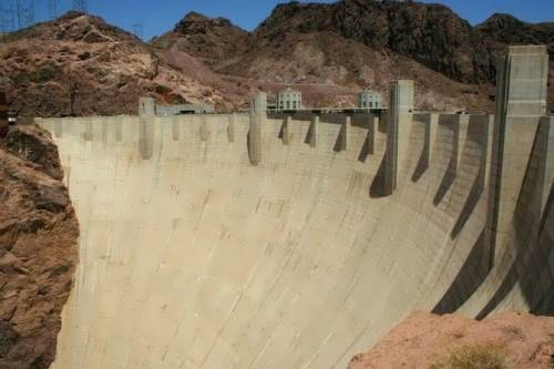 Interesting Hoover Dam