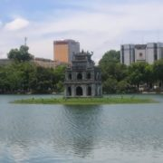 Lake of the Returned Sword