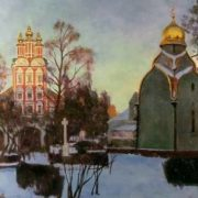 Lapovok Vladimir. The Novodevichy