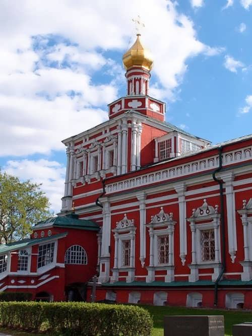 Magnificent Novodevichy Convent