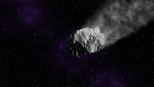Magnificent asteroid