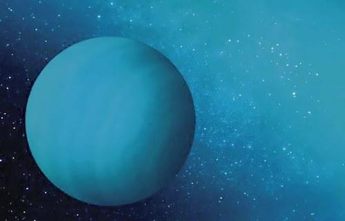 Majestic Uranus