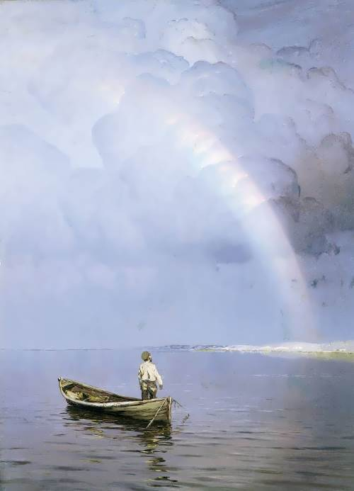 Nikolay Nikanorovich Dubovskoi. Rainbow