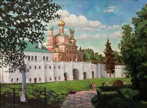 Ovechkin Alexander. Novodevichy Convent