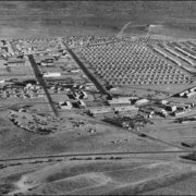 Panorama of Boulder City, 1932