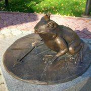 Princess Frog from Abakan