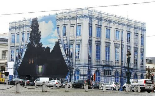 Rene Magritte Museum in Brussels
