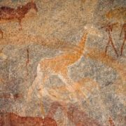 Rock carvings in Zimbabwe, photo by Jeremy Smith