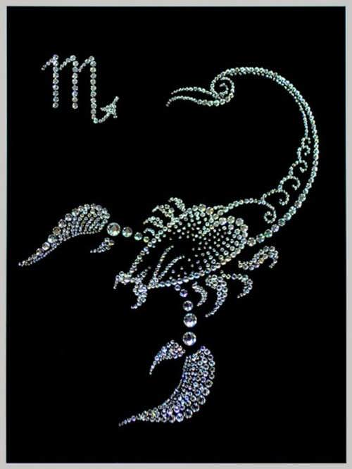 Scorpio is the eighth astrological sign in the Zodiac