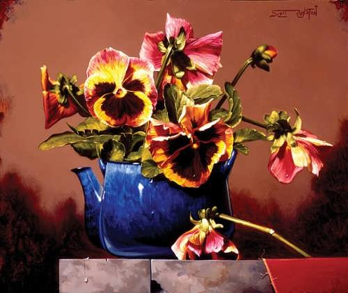 Scott Royston. Pansy Pickins