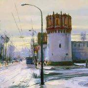 Shalaev Alexey. Novodevichy Convent