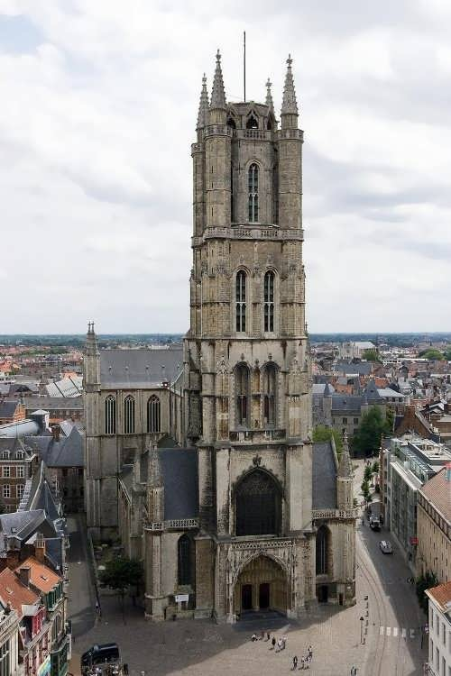 St. Bavo Cathedral, Ghent