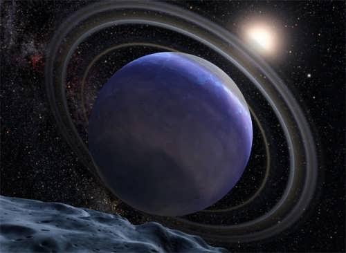 Stunning Neptune