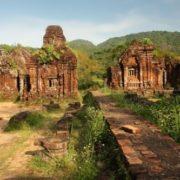 Temple complex Michon