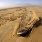 The island of shipwrecks