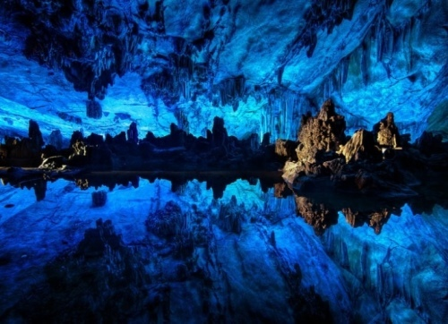 Unusual and beautiful caves
