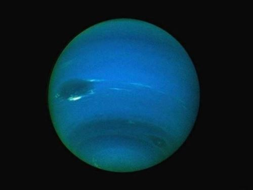 Uranus - seventh planet