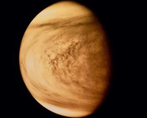 Венера - ярка планета