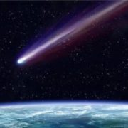 Wonderful comet