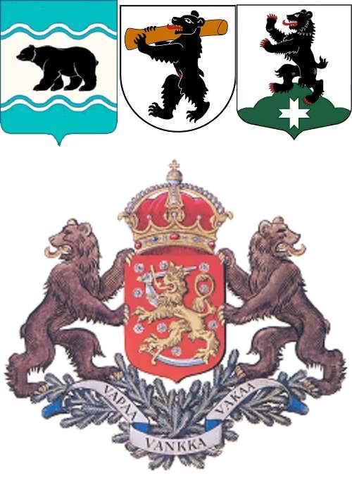bear in heraldry