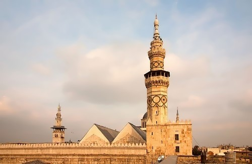 Attractive Damascus