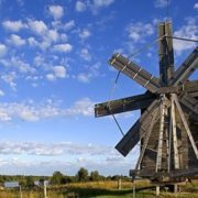 Attractive windmill