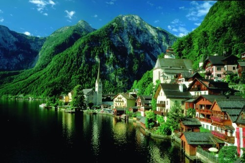 Austria - Land of the Blue Danube
