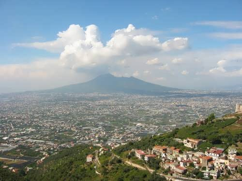 Awesome Mount Vesuvius