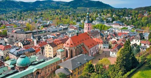 Baden-Baden – luxury resort