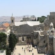 Basilica of the Nativity in Bethlehem