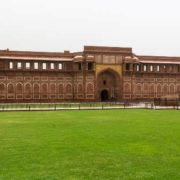Beautiful Red Fort of Agra