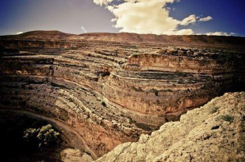 Canyon Maydes, Tunisia