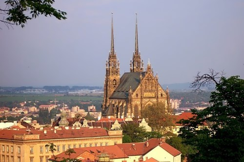 Cathedral of St. Peter and Paul, Brno