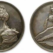 Catherine II and Bronze Horseman