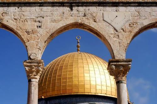 Charming Dome of the Rock
