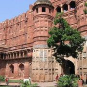 Charming Red Fort of Agra