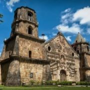 Church of the Philippines in Baroque style