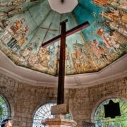 Cross of Magellan, Cebu island