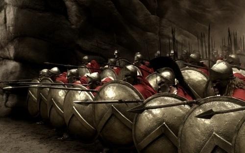 Cruel Spartans