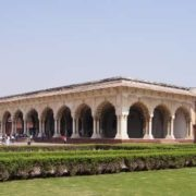 Diwan-i-Am is a palace for public audiences, built by Shah Jahan in 1628