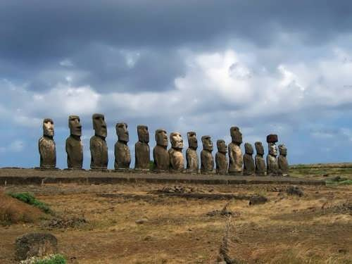 Easter Island - Land of Giants