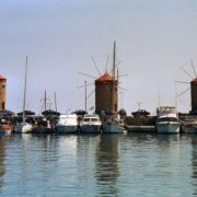 Ehland. Windmills