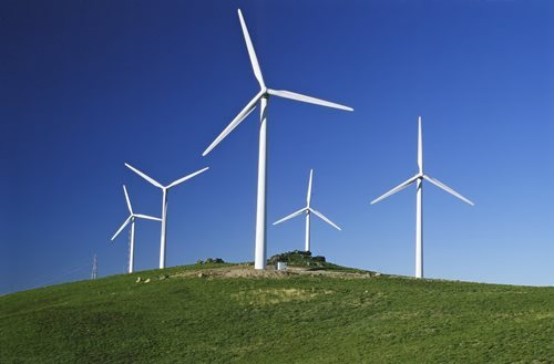Giants of wind energy